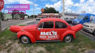 Mel's Hot Dogs serving up tasty franks in Tampa since 1973 | Taste and See Tampa Bay