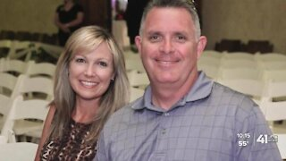 Officer's widow helps first responders' mental health