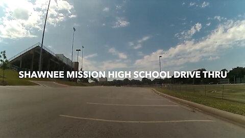 Shawnee Mission South High School Drive Thru