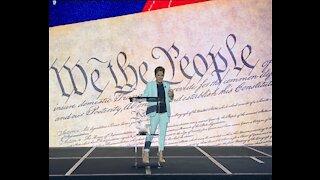 Kari Lake Turning Point USA speech