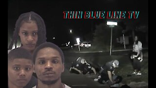 DASHCAM: Officer Attacked, Strangled During Traffic Stop In Aurora, Illinois