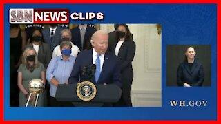 "Biden Suggests Kamala Harris Will Be President ""Pretty Soon"" - 3194"