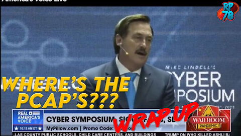 Cyber Symposium Wrap Up - Where's The PCAP's?