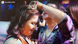 Kids with special needs get to experience virtual prom