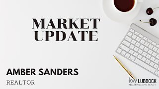 Lubbock, Texas Real Estate Market Update - March 10, 2021