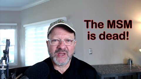 The MSM is dead!