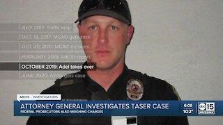 Arizona Attorney General now investigating Glendale Taser incident