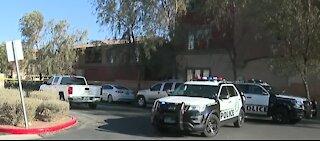 Las Vegas police need help finding shooting