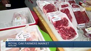 Royal Oak Farmers Market opens Saturday