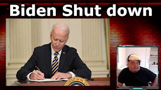 Powerful Forces Move To Against Biden