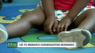 UB researchers to study kindergarten readiness