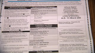 Milwaukee Election Commission: Some absentee ballots mistakenly sent without clerk's initials