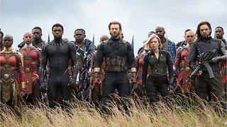 'Avengers: Infinity War' Makes Kids' Choice Awards