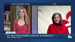 Go Red for Women Digital Experience