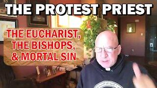The Eucharist, The Bishops & Mortal Sin   Fr. Imbarrato Live - Feb. 11, 2021