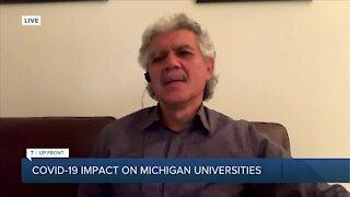 7 UpFront: Wayne State University President Wilson on COVID-19 and schools