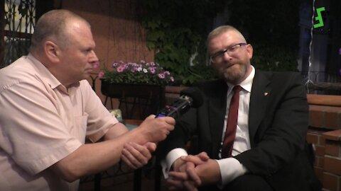 Grzegorz Braun: Nowy Impuls zamiast konserwowania układów - poligon wyborów na Prezydenta Rzeszowa