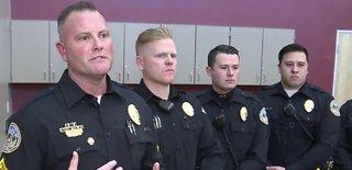 Vegas Stronger Champions: Henderson Police Department