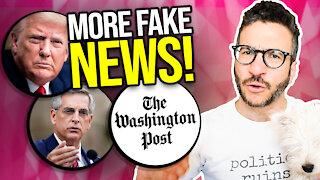 "Washington Post ""Corrections"" CONFIRMS Fake News Tactic - Viva Frei Vlawg"
