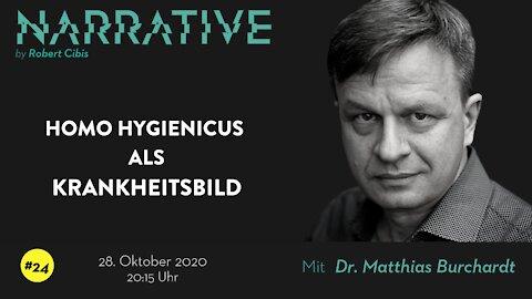 Narrative #24 - Matthias Burchardt