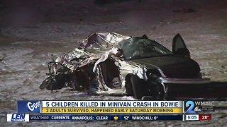 5 kids killed in early morning crash; State Police investigate