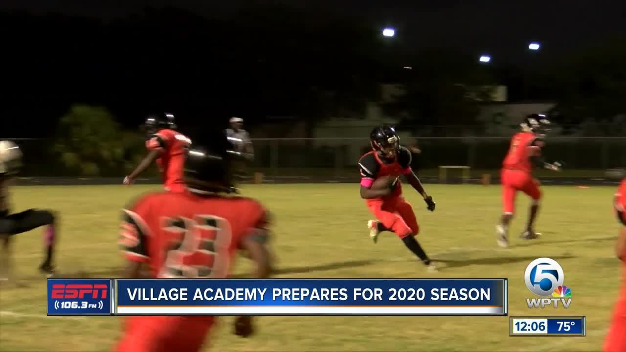 Village Academy prepares for 2020 season