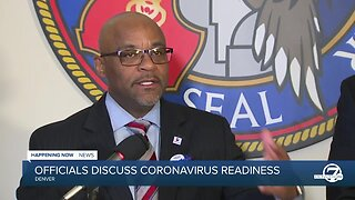 Mayor Michael Hancock, Denver health officials discuss city's coronavirus preparedness
