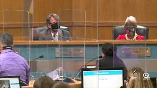 Palm Beach County leaders discuss entering Phase Two, reopening brick-and-mortar schools