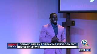 Gerald Hearns Speaking Engagement