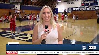23ABC Sports: Kari live at BHS Lady Drillers CIF SoCal Regional home opener