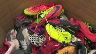 Doing some good off the field: local athletes, Victory Sports team up to help others