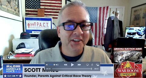 PACT_Parents Against Critical Theory On Steve Bannon's War Room