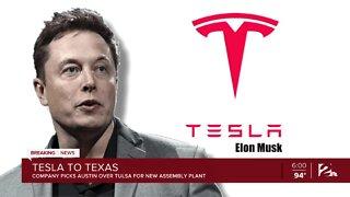 Tesla to Texas