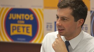 Pete Buttigieg Works To Gain Support Of Voters Of Color In Nevada