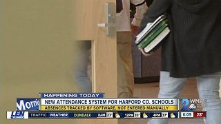 Harford County Public Schools to utilize automated attendance system