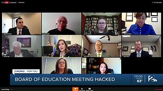 Oklahoma State Board of Education Hacked During Zoom Meeting