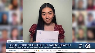 Regeneron Science Talent Search 2