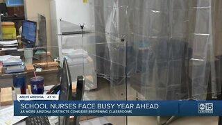 School nurses face busy year ahead