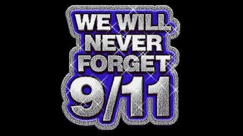 September 11, 2021 - Twenty years passed