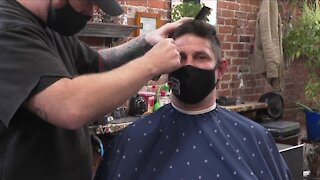 Local barber shops, salons, gyms to shut down Friday