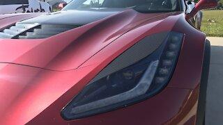 Corvette Z06 Eyelid Covers ***CARBON FIBER VINYL***