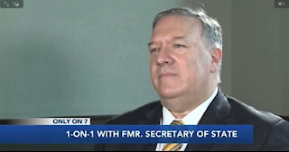 One on one with former Secretary of State Mike Pompeo