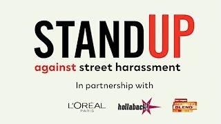 Standing Up Against Street Harassment