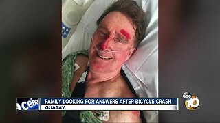 East County family searches for answers after bicycle crash