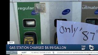 Fact or fiction: Price gouging