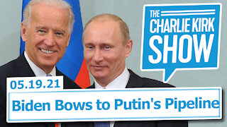 Biden Bows to Germany—What Does Putin Have on Him? | The Charlie Kirk Show