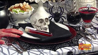 Halloween Party Ideas So Chic, They'll Scare You!