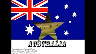 Flags and photos of the countries in the world: Australia [Quotes and Poems]