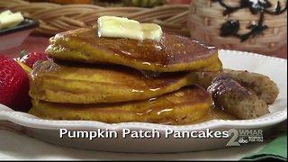 Mr. Food - Pumpkin Patch Pancakes
