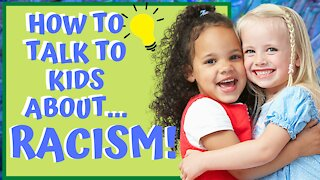 How to Teach KID ABOUT RACISM!